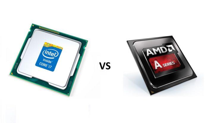 Основными производителями плат и процессоров являются Интел и АМД